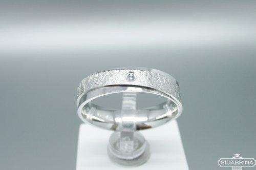 Žiedas su cirkoniu