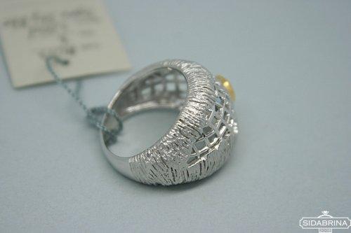 Žiedas su topazu