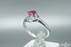 Žiedas su natūraliu akmenimi - ZDM1061