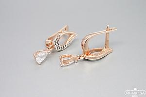 Auksiniai auskarai - AUA125