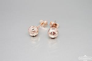 Auksiniai auskarai - AUA129