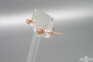 Auksiniai auskarai - AUA130