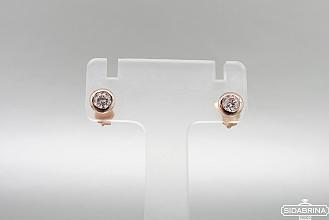 Auksiniai auskarai - AUA113