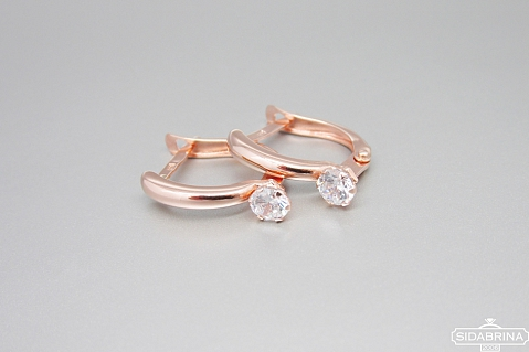 Auksiniai auskarai - AUA126