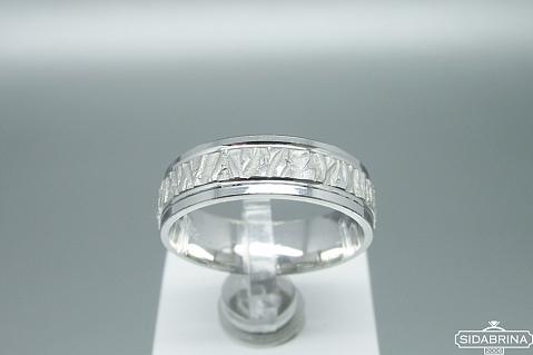 Sidabrinis žiedas - ZDV138
