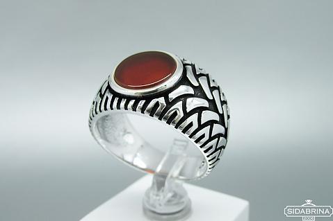 Sidabrinis žiedas - ZDV195
