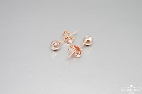 Auksiniai auskarai - AUA124
