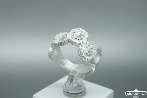 Sidabrinis žiedas - ZDM1466